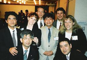 2001年の日米リーダーシップ・プログラム