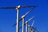 風力発電用の風車