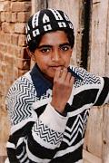 パキスタンの男の子