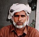パキスタンの真面目そうなおじさん