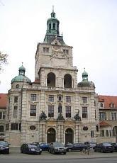 ミュンヘン市内の博物館