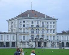 ミュンヘンのニンフェンブルグ宮殿