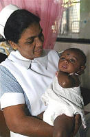 九人の母親が名乗り出たスリランカの赤ん坊