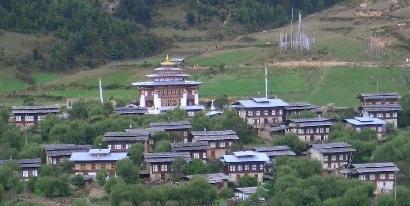 「ウラ」という名の美しい村