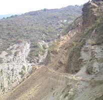 ブータンの土砂崩れ